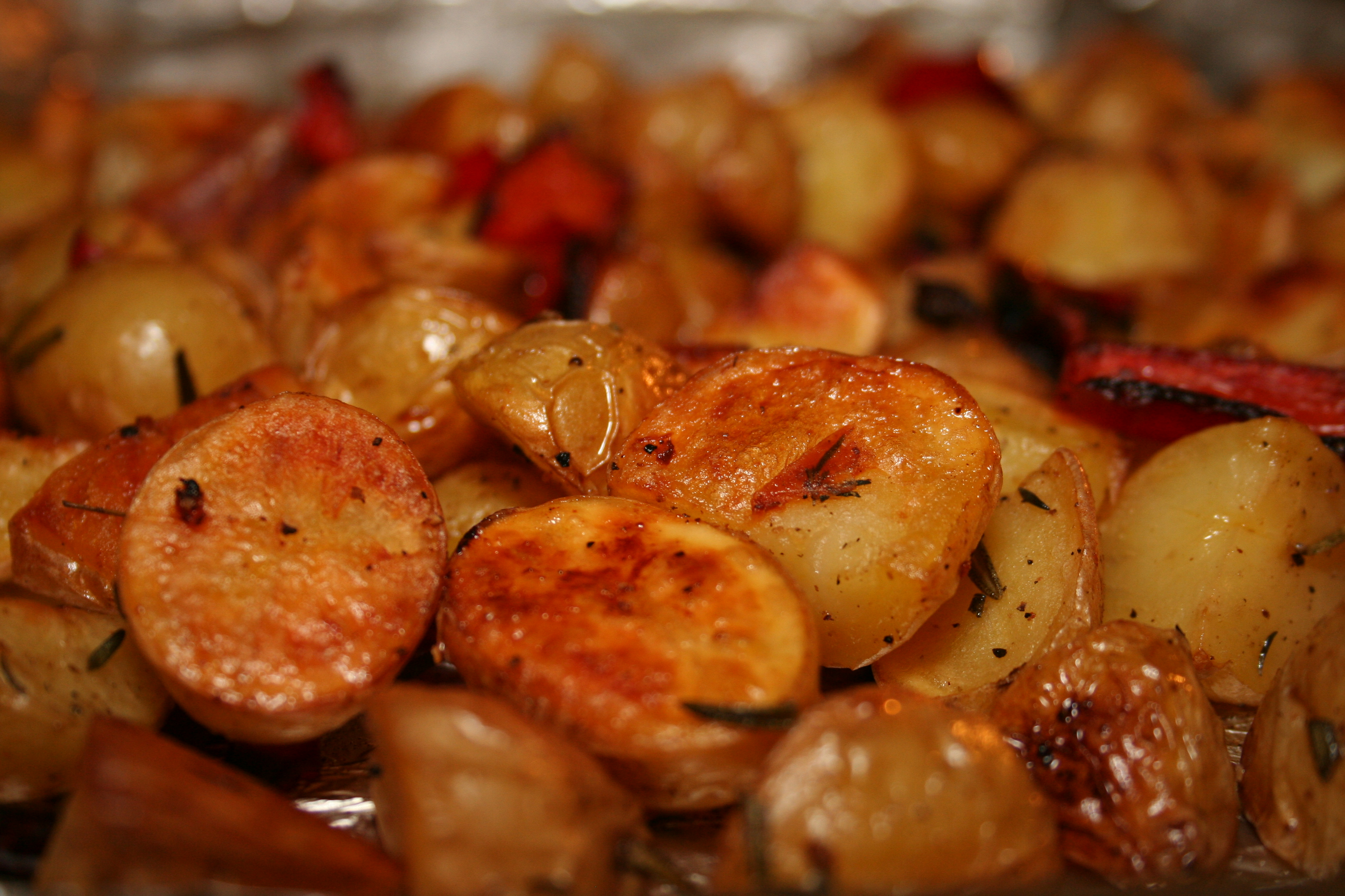Baby Food Red Potatoes