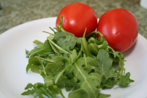 Tomatoes and Arugula - Digifood - Blog