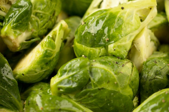 Roasted-Brussel-Sprouts-with-Garlic-and-Lemon-4